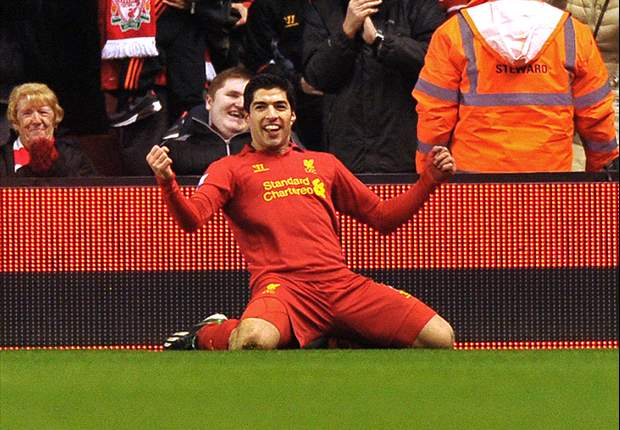 Brendan Rodgers: Luis Suárez es el Leo Messi del Liverpool