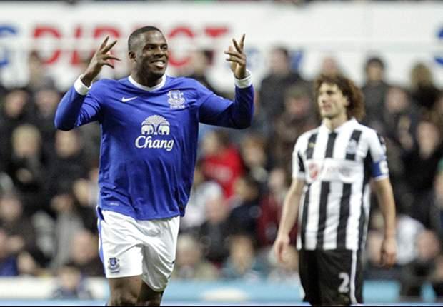 Everton boekt zege bij Newcastle