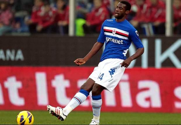 """Obiang è il leader della giovane Sampdoria: """"Qua sto benissimo, voglio vincere con questa maglia"""""""