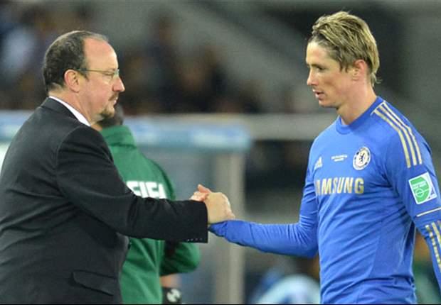 'Chelsea neemt afscheid van flop Torres'