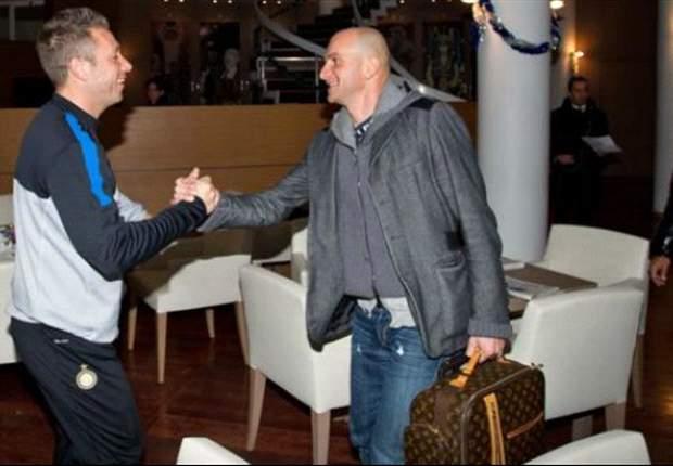 L'Inter ha ufficialmente trovato il suo vice Milito: dalla Lazio Rocchi a titolo definitivo
