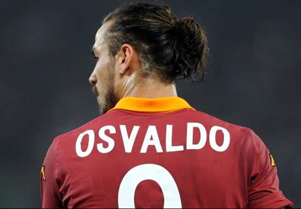 """Osvaldo fa pace con la Roma e si tira fuori dalla lista trasferimenti: """"Stavo male, credetemi..."""". Zeman lo prende in giro, difficilmente ci sarà a Napoli"""
