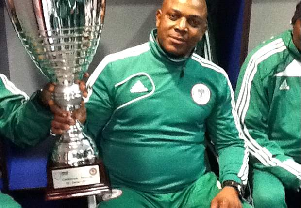Stephen Keshi: On the cusp of greatness