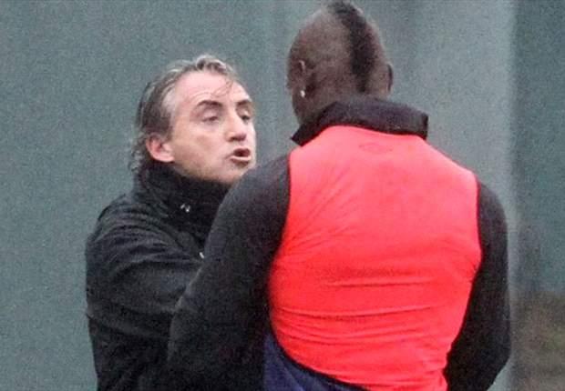 """Mancini: """"A Balotelli le daría 100 oportunidades"""""""