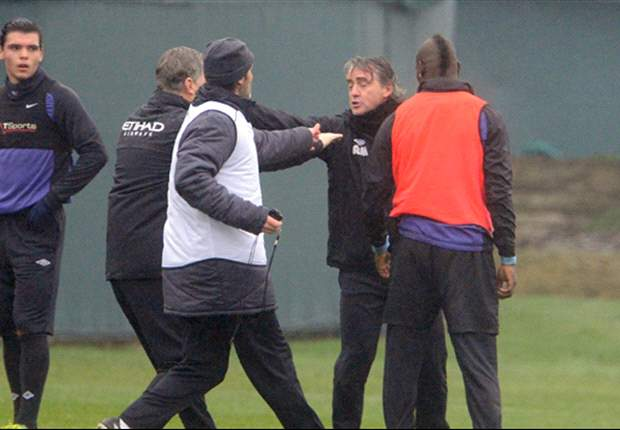 ANG, City - Mancini-Balotelli, le clash !
