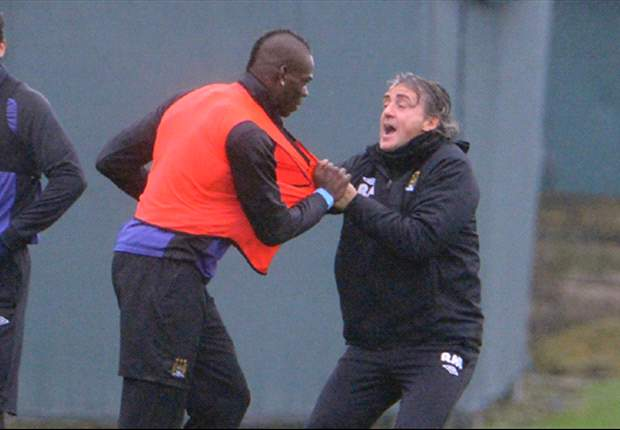 Revealed: How Mancini sparked Balotelli bust-up