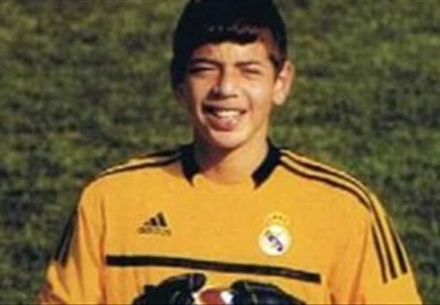 Luis García, otro colombiano del Real Madrid