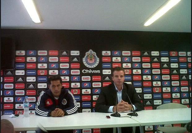 """Benjamín Galindo califica su llegada a Chivas como un """"bonito reto"""""""
