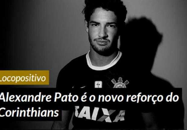 RESMI: Alexandre Pato Gabung Corinthians