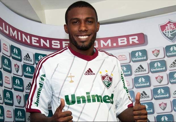 Fluminense apresenta o reforço Rhayner