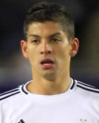 Cristian Gamboa Player Profile