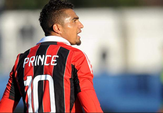Boateng unsure about his future in Italy after racism walkoff