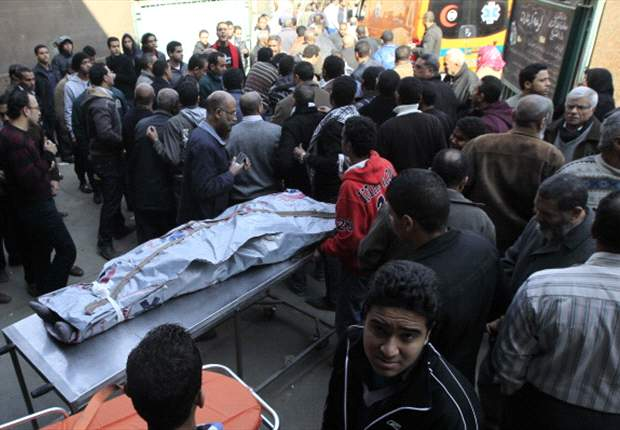 Egyptian court confirms 21 death sentences for Port Said riot