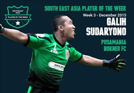Goal SEA POTW: Galih Sudaryono