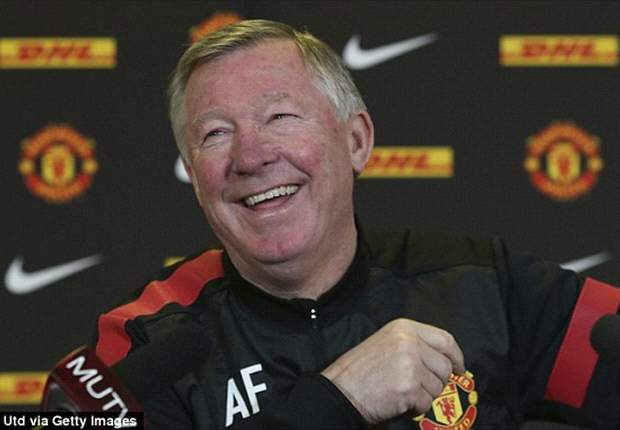 Sir Alex Ferguson Bidik Treble
