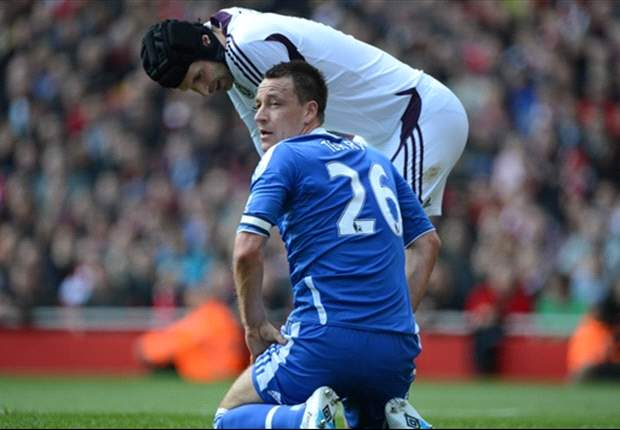 Terry & Cech in Chelsea's squad for Stoke trip