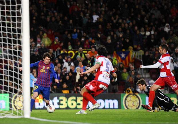 Granada - Barcelona: Los andaluces, inmunes a Messi