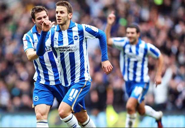 Brighton 2-0 Newcastle: Orlandi & Hoskins stun Magpies