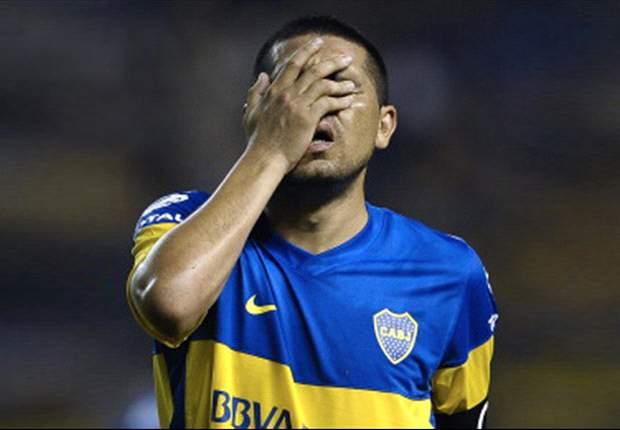 El presidente de Palmeiras descarta a Riquelme