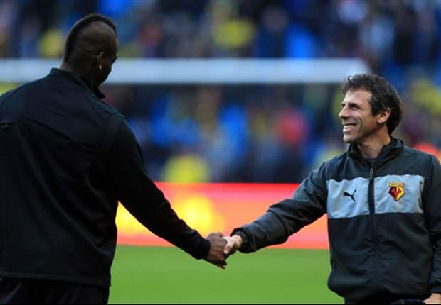 """Il suo nome è stato accostato alla panchina del Chelsea, Zola sfodera il vecchio dribbling magico: """"Preferisco concentrarmi sul Watford"""""""