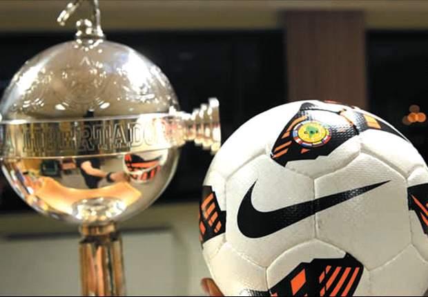 Quedaron definidos los grupos de la Copa Libertadores