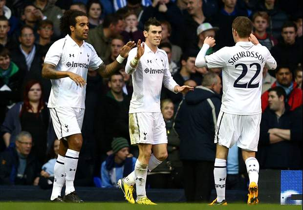 Tottenham 3-0 Coventry: Bale and Dempsey ensure smooth progress for Spurs