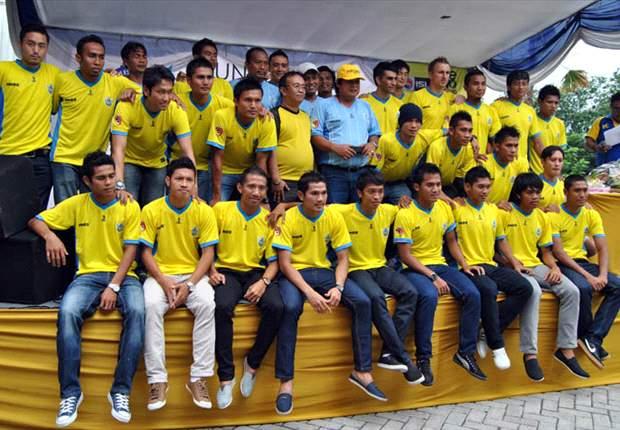 Dilaunching, Gresik United Bidik Juara ISL