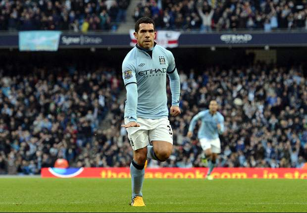 Manchester City star Tevez: I will return to Argentina in two years' time