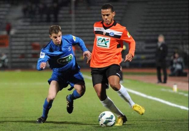 """CdF, Lorient - Quercia: """"Je suis à 100%"""""""