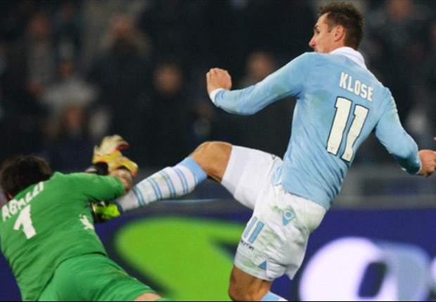"""Rigore della Lazio contestato, eppur giusto a termini di regolamento: """"Se la palla è in gioco..."""""""