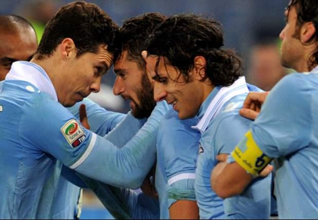 Coppa Italia: Lazio Rom empfängt Catania Calcio