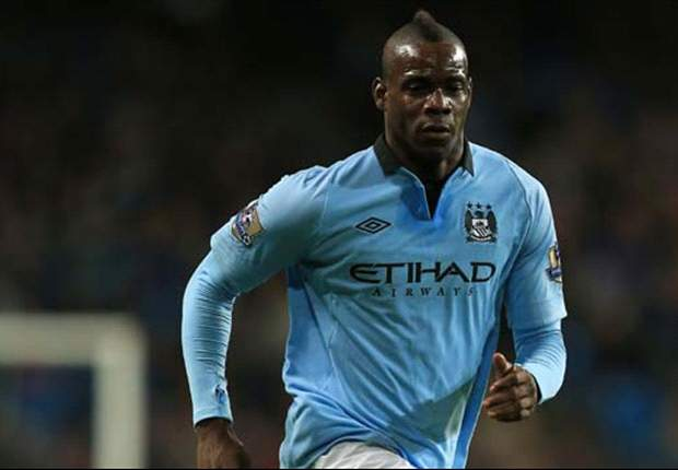 Balotelli bags a double in Manchester City Under-21 outing