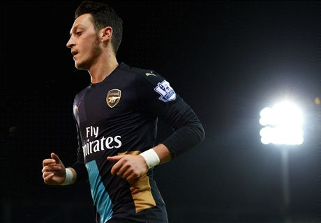 Dethroned: Ozil loses assist crown