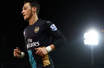 The assist crown is slipping! Mesut Ozil no longer Europe's leading creator