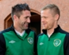 Robbie Keane pays tribute to Duff
