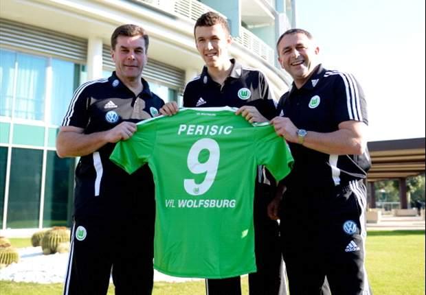 Ivan Perisic Hijrah Ke Wolfsburg