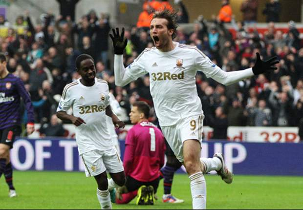 Michu Bahagia Di Swansea City