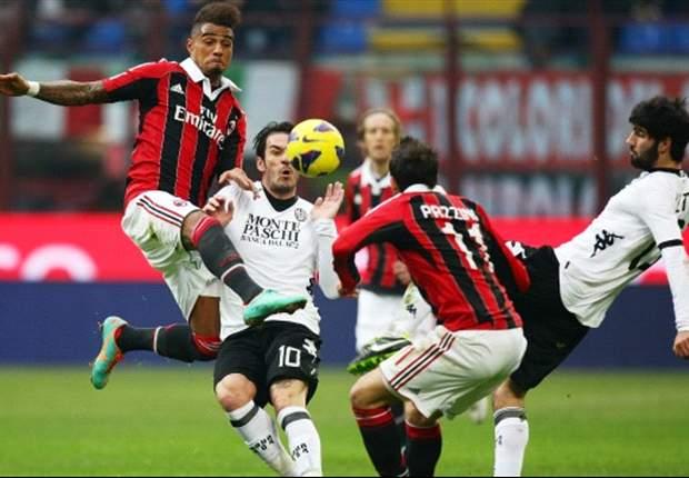 """Il Milan si avvicina alla zona Europa, De Sciglio predica calma e ammette: """"Dobbiamo approfittare dei passi falsi di chi ci sta davanti"""""""