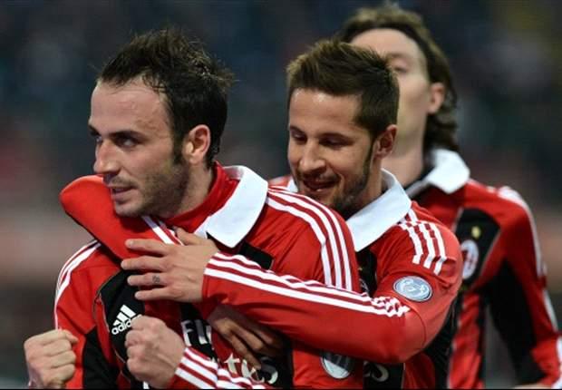 Milan derrotó al Siena en la reanudación de la Serie A