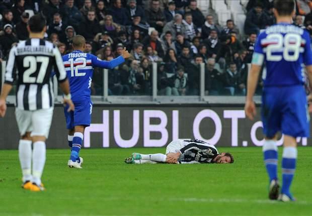 UPDATE: Goed nieuws voor Marchisio