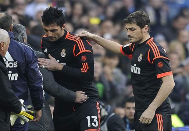 Antonio Adan: Jose Mourinho Tidak Manfaatkan Saya