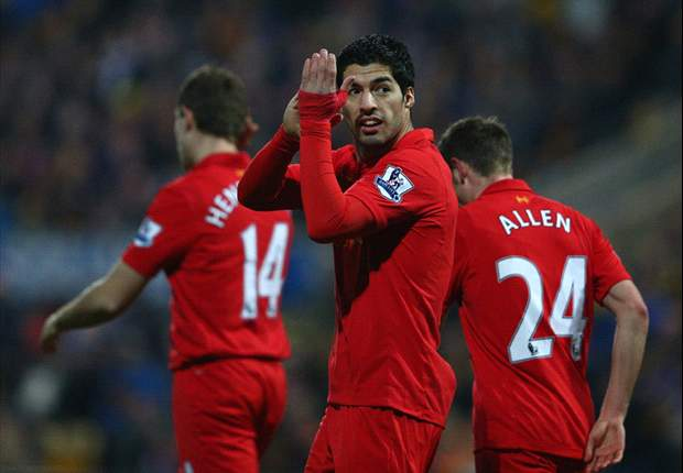 Liverpool boss Rodgers slams 'unacceptable' Suarez diving comments