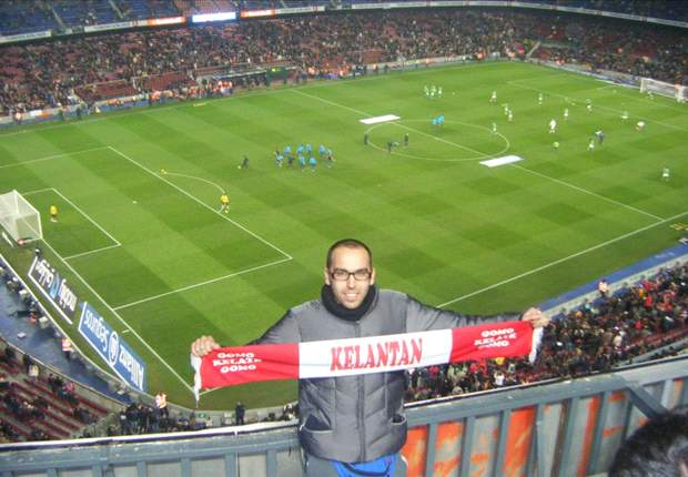 From Barcelona to Kota Bharu: Jordi Perez embodies the spirit of the beautiful game