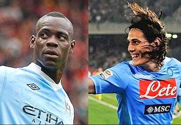 Balotelli would be a dream signing, says De Laurentiis