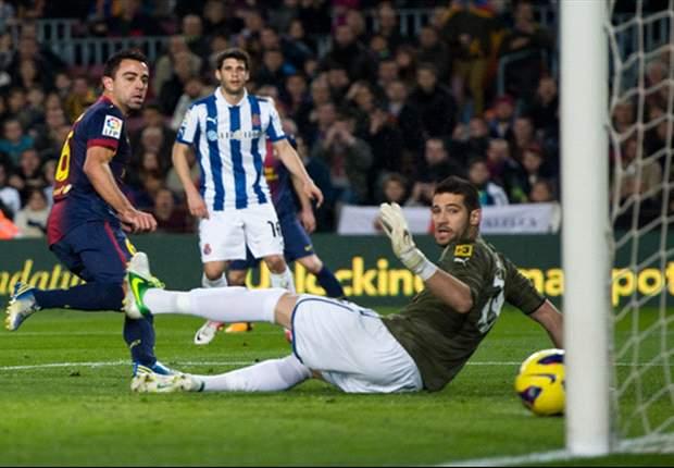 Xavi: AC Milan Bukan Lawan Gampang