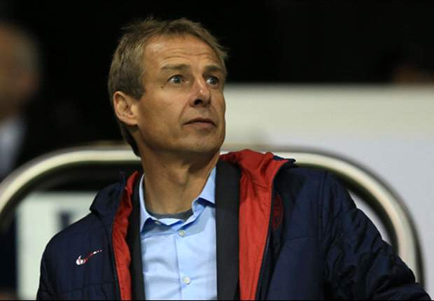Jurgen Klinsmann: Criticism shows that people care about USA program