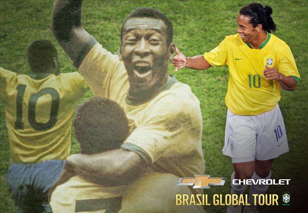 Brazil's best no.10 since Pele