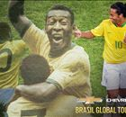 CBGT Readers vote Ronaldinho Brazil's best no.10 since Pele