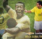O melhor 10 depois de Pelé: leitores CBGT escolhem Ronaldinho