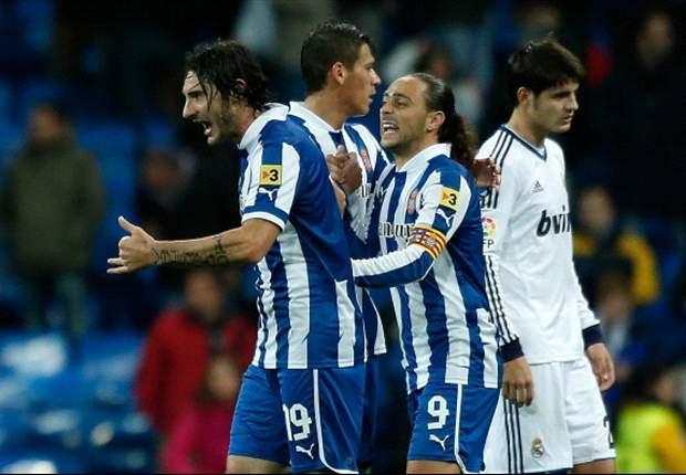 La Real Sociedad rescató un empate ante el Espanyol